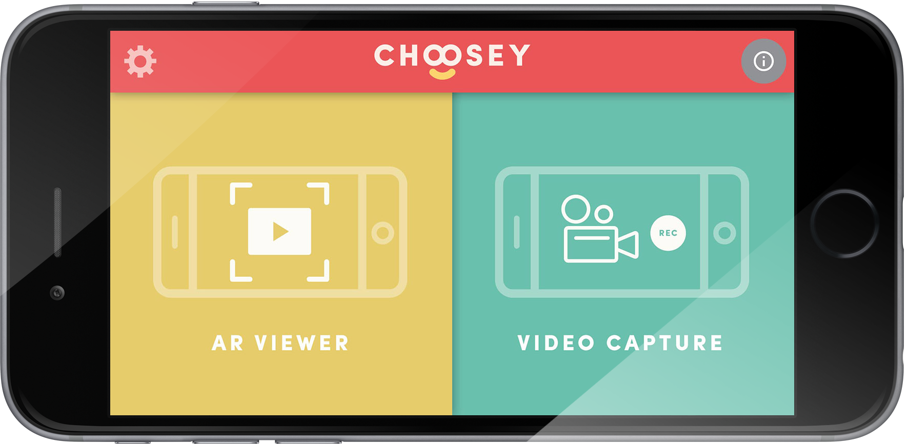 Choosey Ar Greeting Cards We Are Spectre Connecting Digital