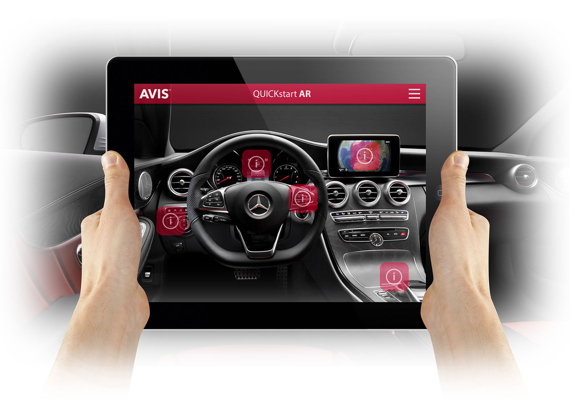 Avis-AR-environment-tracking